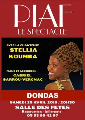 Spectacle Dondas