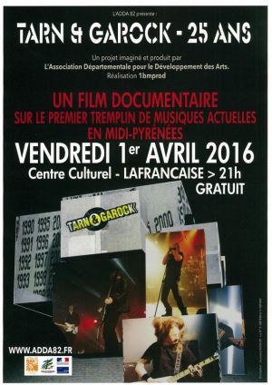 Projection de documentaire