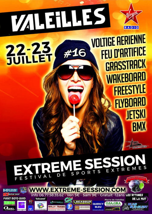Festival Extreme Session