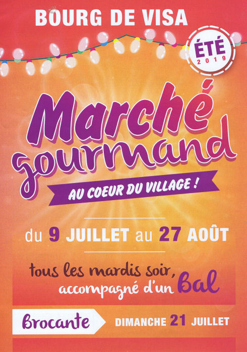 Marché Gournand